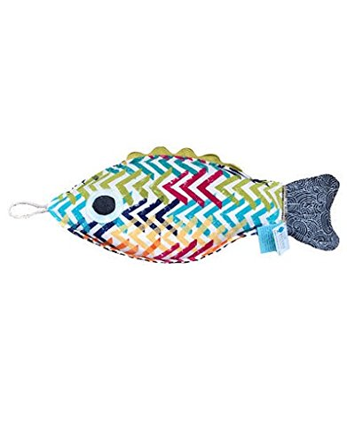 FishBellies Fish Shaped Hot & Cold Corn Bag Therapy Pack - Freezer or Microwavable - LITTLE FISH - Fernando