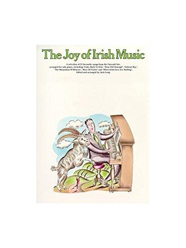The Joy Of Irish Music. Partitions pour Piano, Chant et Guitare(Symboles d'Accords)