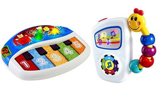 Baby Einstein Discover and Play Piano with Take Along Tunes