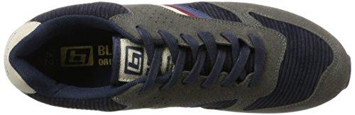 Grau Sneaker Granite Herren 20704287 Blend PxqwznUHTw