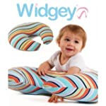 PHP Widgey Nursing Pillow Cover Stripes
