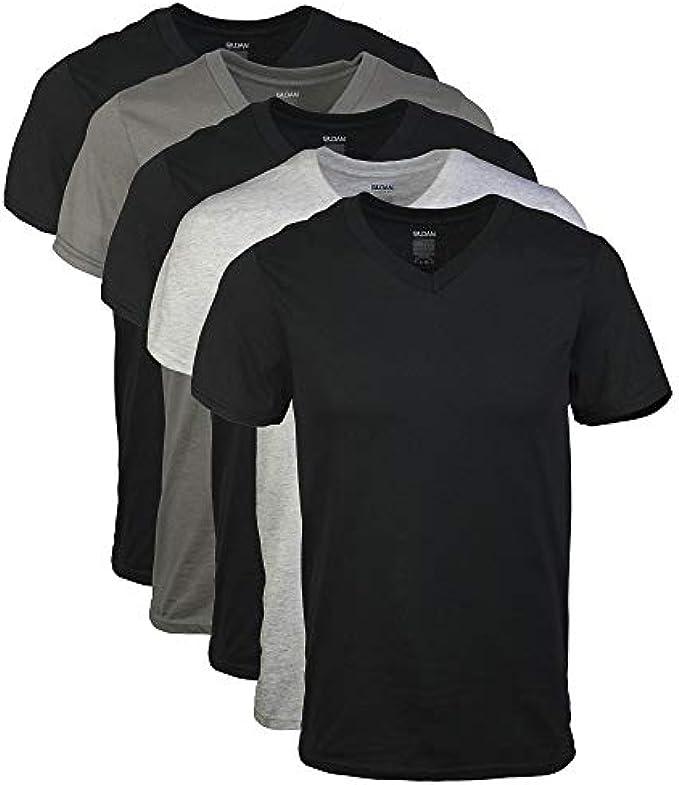 מארז 5 חולצות T SHIRTS V
