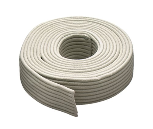 M-D Building Products 71548 Replaceable Cord Weatherstrip, 90 Feet, Gray 7.25' Overall