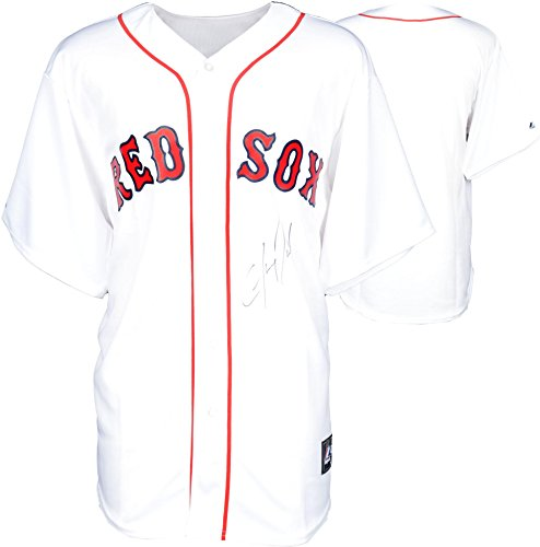 Hanley Ramirez Boston Red Sox Autographed White Majestic Replica Jersey - Fanatics Authentic Certified Ramirez Autographed Jersey