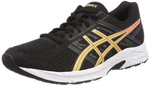 Asics Women's Gel-Contend 4 Competition Running Shoes Black (Black/Apricot Ice/Carbon 9095) pay with visa cheap price buy cheap with credit card clearance amazing price best cheap online MIev8H1JBv