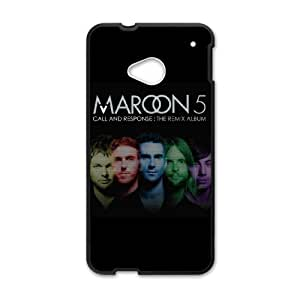 Diy Phone Cover Maroon 5 for HTC One M7 WEQ069167