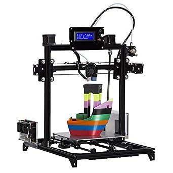 FLSUN_C Impresora 3D Prusa i3 Kit de bricolaje con nivelación ...