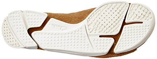 Clarks Trigenic Honey, Sandali sportivi donna marrone Brown