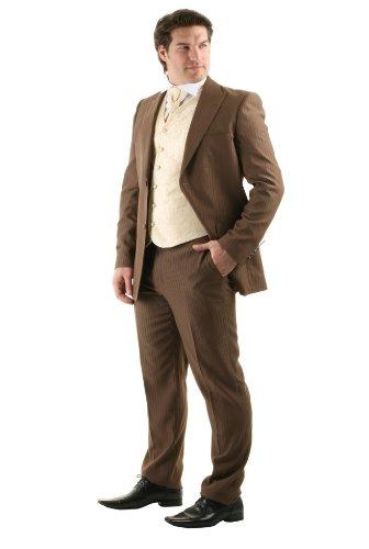 Costume Homme Slim Chocolat Gris costume rdCeEQoWxB