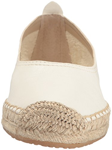 Dolce Vita Women's Taya Ballet Flat Off White Leather JG64h3okT