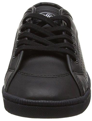 BUFFALO 100-18 Nappa Pu - Zapatillas Mujer Negro - negro (negro 01)
