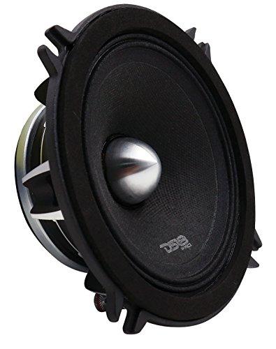 "DS18 PRO-FR5NEO 200W RMS 400W Max Full Range Neodymium Magnet Midrange 4-Ohm Speaker, 5.25"""
