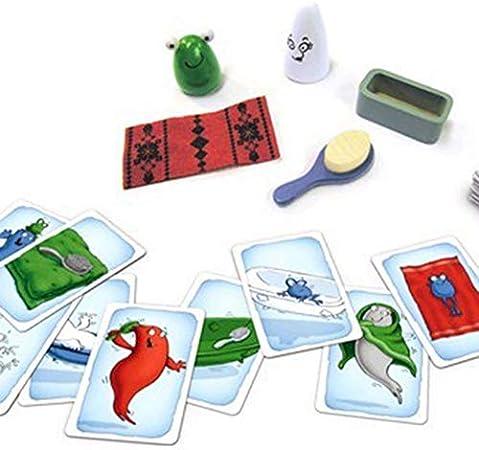 Geistes Blitz Juego de mesa Friends Party Game Juegos de mesa juegos de cartas 1/2/3/4 ED random: Amazon.es: Hogar