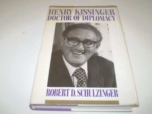 Kissinger Visiting Scholars