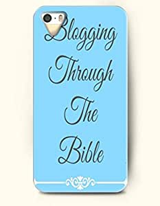 iPhone 4 4S Case OOFIT Phone Hard Case **NEW** Case with Design Blogging Through The Bible- - Case for Apple iPhone 4/4s