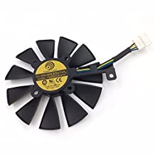 T129215SU DC 12V 0.5A 95mm 4 Pin Replacement Cooling Fan For GTX780/ 780TI R9 280/280X 290/290X GTX970/980 Graphics Card Cooling Fan