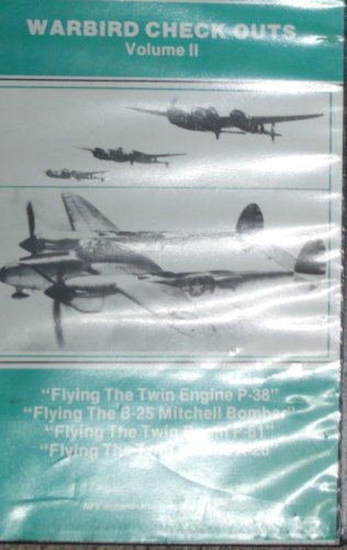 Warbird Checkout HOW TO FLY: P-38 Lightening B-25 Billy Mitchell P-61 Black Widow A-26 Invader (P-38 Lightening)