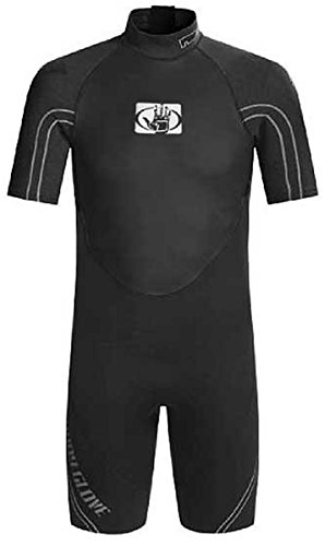- Body Glove Pro Ii 2/1mm Springsuit Shorty Wetsuit - Men (S)
