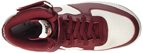 Nike Mid Rosso Force Basket 1 Team '07 Summit da White Air Scarpe Uomo Red wtw4ZxqaAr