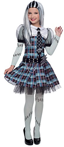 [Monster High Frankie Stein Costume] (High School Zombie Costumes)