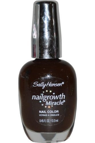Sally Hansen Nail Growth Miracle, CHOCOLATE CREME, 0.45 Fluid (Miracle After Shave)