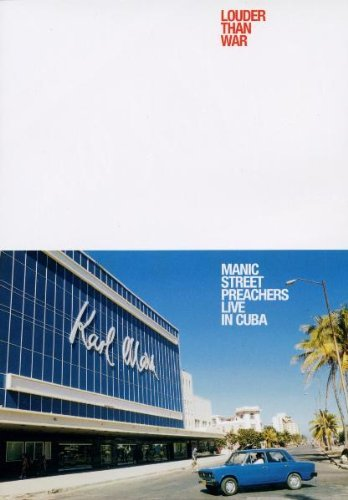 Manic Street Preachers: Live in - Shop Shipping British The