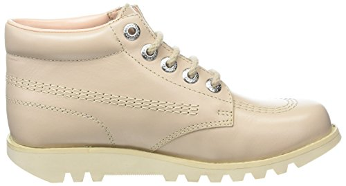 Nude Femme Bottines C cream Kickers Hi Beige 14gZZa