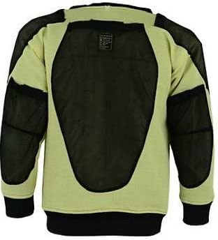 RKsports Motorcycle Motorbike Hoody Armoured Protective Hoodie Colours