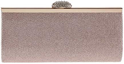cb8bc5480dd3a liu Clutch Abendtasche Handtasche Abendtasche Crossbody Kleine Quadratische  Tasche Handy Handtasche Kette Tasche