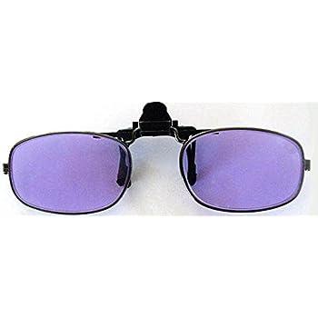 d688592e22 Amazon.com   Devardi Glass Didymium Clip-On Flip-up Safety Glasses ...