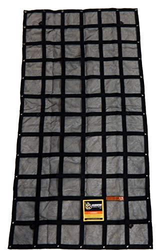 - Gladiator Cargo Net - Heavy Duty Cargo Net (GUN-100) - 4' x 8'