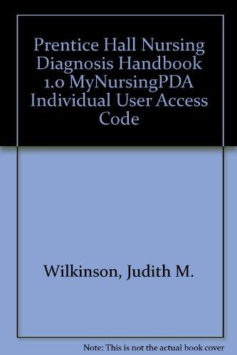Nursing Diagnosis Handbook Pdf