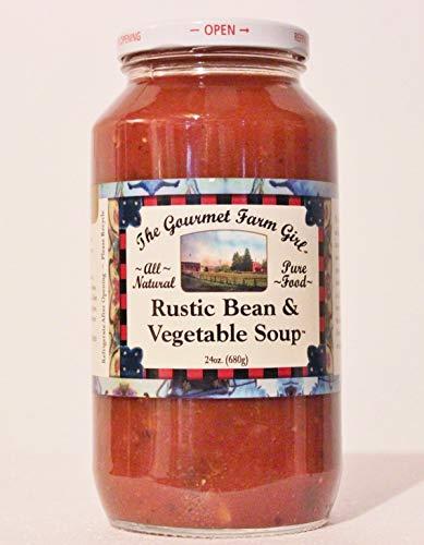 The Gourmet Farm Girl Rustic Bean & Vegetable -