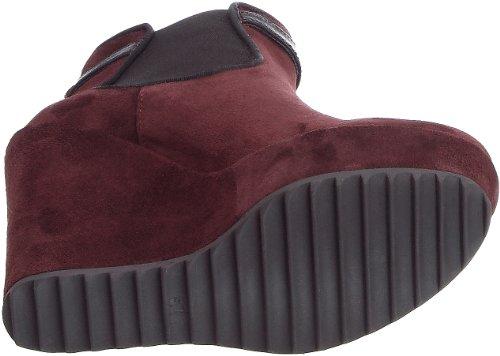 Shoes Blu Tosca Boots Rouge Diamante femme P500nT