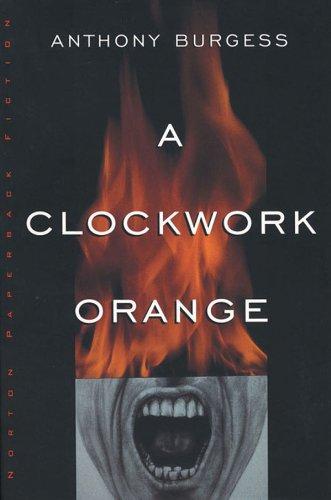 A Clockwork Orange Anthony Burgess Pdf