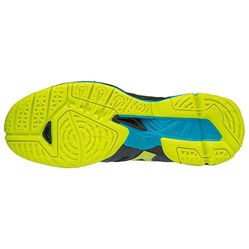 Tornado Hocean Mid Basses Wave Syellow X2 Sneakers Homme 001 Multicolore Mizuno Oblue aqwv5SHw