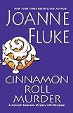 Cinnamon Roll Murder (Thorndike Press Large Print Mystery Series)