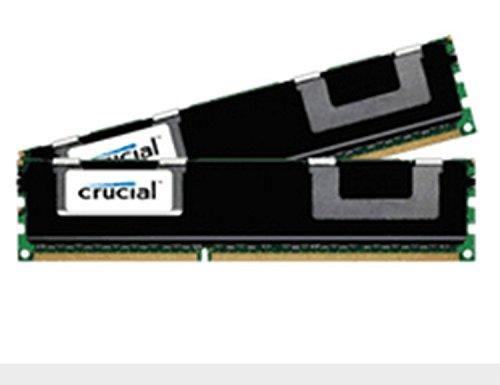 Crucial Technology 8 GB x 2 DDR3 1066 (PC3 8500) RAM CT2K...