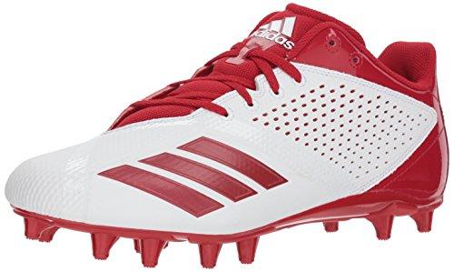 power Hombres Adidas Talla silver White Red Metallic Calzado Atlético aTAqxAXO6