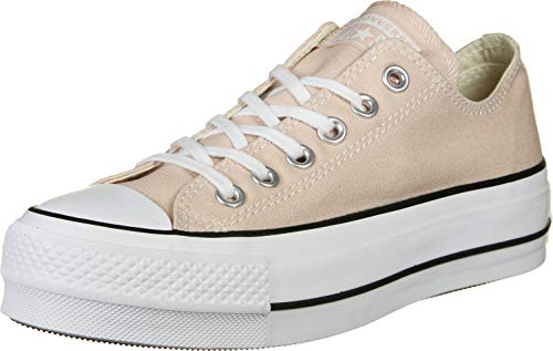 Mujer Beige white particle Para All Chuck Stars Taylor Zapatillas 000 black Converse Beige cwqSYF0c