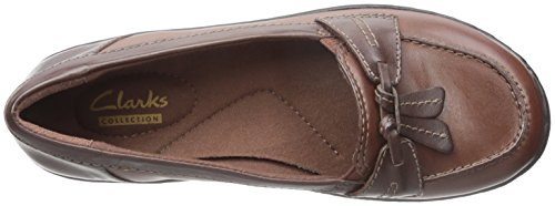 Moc Clarks Loafer Ashland Leather Toe Bubble rwPtCrqxO