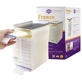 Milkies Freeze: Organize & Store Your Breast Milk