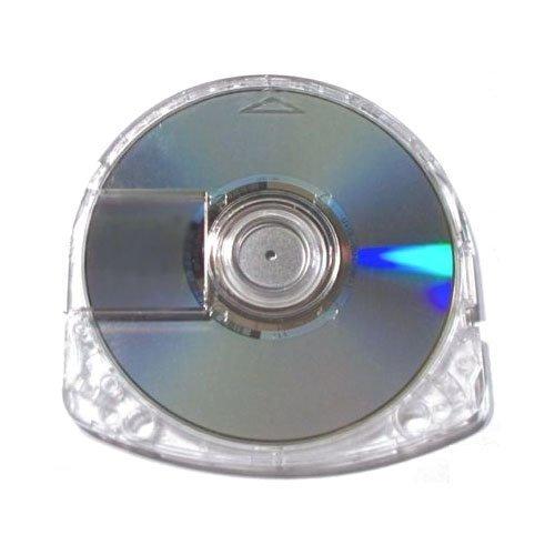 10x Crystal UMD Game Disc Holder Shell Case for PSP