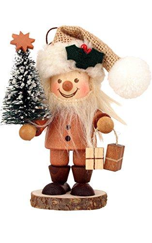 Alexander Taron Importer 13-0701 - Christian Ulbricht Ornament - Santa with Christmas Tree - 4.5
