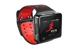 Motorola MOTOACTV - Rastreador de fitness con GPS y reproductor de música, memoria de 8 GB, color negro
