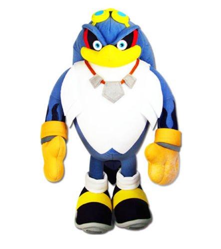 GE Animation 52679 Sonic The Hedgehog Storm Albatross Stuffe