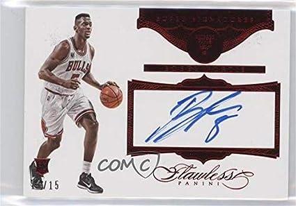82e2e913aa1 Amazon.com  Bobby Portis  11 15 (Basketball Card) 2015-16 Panini ...