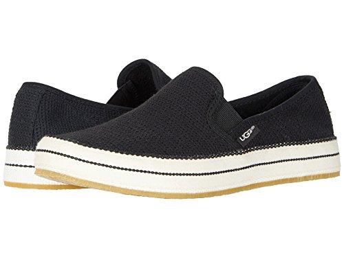 パトロール複合美人[UGG(アグ)] レディースウォーキングシューズ?スニーカー?靴 Bren Black 8.5 (25.5cm) B - Medium