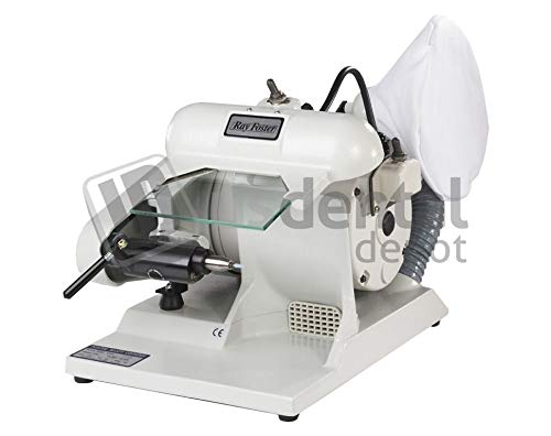 RAY FOSTER - AG04 - 220volts - Alloy Grinder With dust collector - Wid 101698 Us Dental Depot by Ray Foster (Image #1)