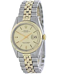 eb32cec4168 Datejust Automatic-self-Wind Male Watch 1601 (Certified Pre-Owned)
